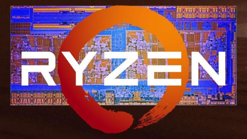 AMD Ryzen Die 840x473 - Roadmap AMD Ryzen 2018-2020: Castle Peak, Matisse, Picasso, Vermeer e Renoir
