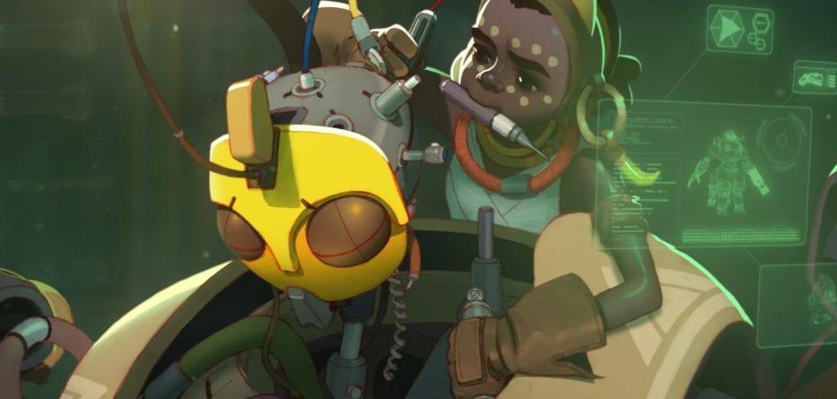 Overwatch Orisa 2 933x445 - Overwatch, il nuovo personaggio, Orisa, sarà disponibile dal 21 marzo