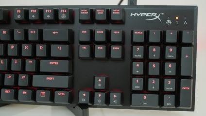 hyperx alloy recensione, HyperX Alloy FPS – Recensione
