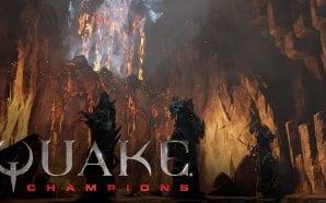 Quake Champions – Informazioni e trailer sull'arena Burial Chamber
