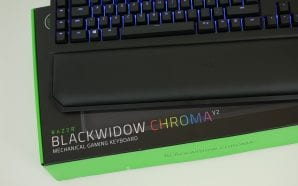 Razer BlackWidow Chroma V2 – Recensione