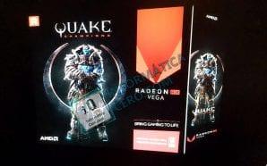 Trapela il bundle AMD Radeon RX Vega con Quake Champions