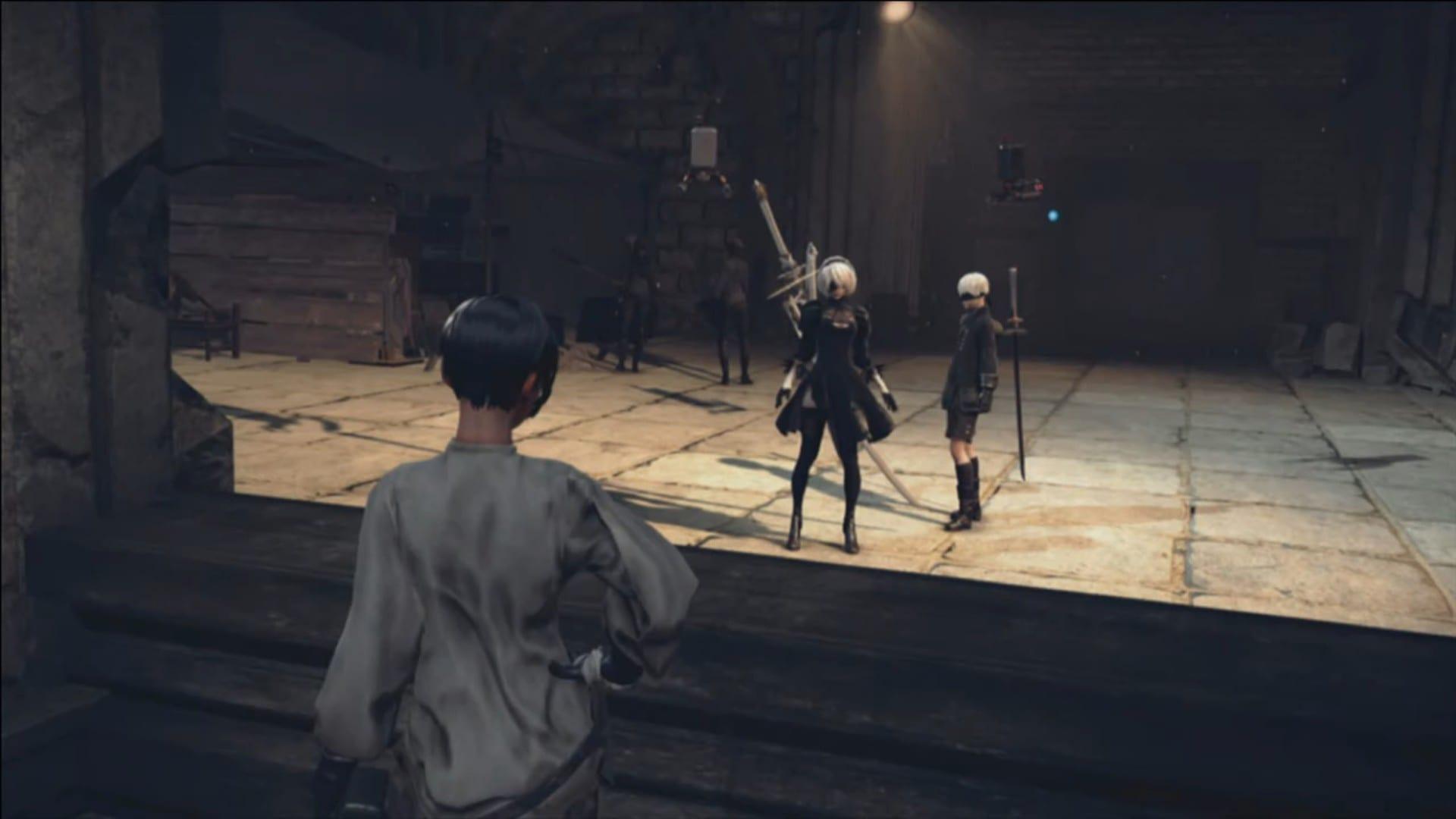 NieR Automata 11 - NieR Automata: annunciato il primo DLC