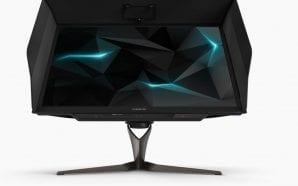 Acer annuncia il monitor Predator X27 con HDR, G-Sync e…