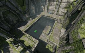 Quake Champions – Presentata l'arena Ruins of Sarnath