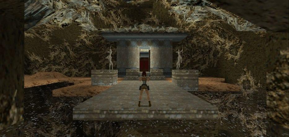 Tomb Raider 1 browser 933x445 - Il primo Tomb Raider è giocabile gratuitamente via browser