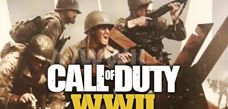 codwwii reveal2 933x445 - È ufficiale: Call of Duty ritornerà alla seconda guerra mondiale