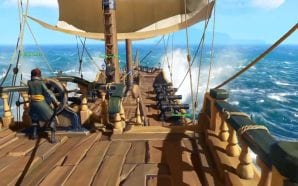 Sea of Thieves: il nuovo trailer mostra battaglie navali e…