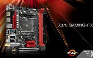 ASRock annuncia le nuove schede madri AMD AM4 Ryzen Gaming-ITX