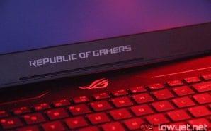 ASUS ROG GL702ZC è il primo laptop al mondo con…