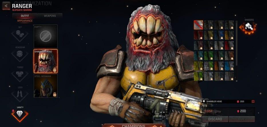 QuakeChampions closed beta 3 933x445 - Quake Champions – Le nostre impressioni sulla Closed Beta