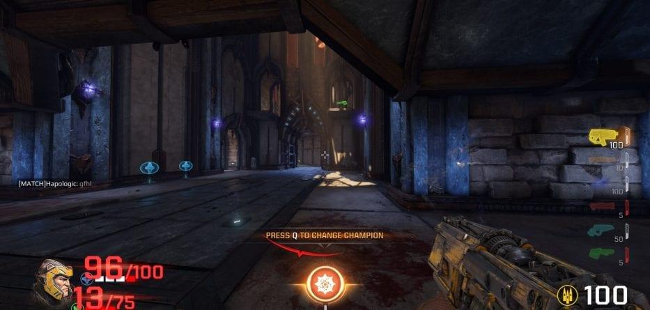 QuakeChampions closed beta 4 933x445 - Quake Champions – Le nostre impressioni sulla Closed Beta