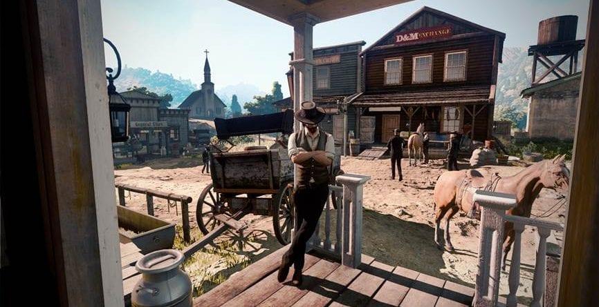 Red Dead Redemption 2 immagine 1 866x445 - Red Dead Redemption 2, pubblicata in rete la prima immagine in-game?