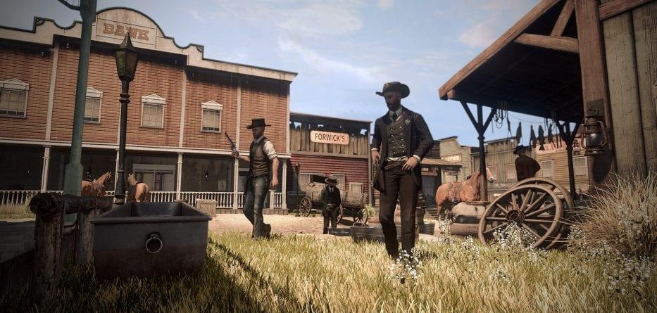 Wild West Online immagine 2 933x445 - State aspettando Red Dead Redemption 2? Allora Wild West Online è il gioco che fa per voi