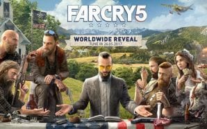 Ubisoft ha pubblicato la prima cover-art di Far Cry 5