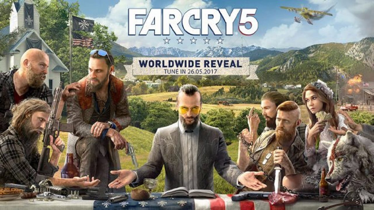 Far Cry 5 è finalmente disponibile