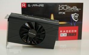 SAPPHIRE Radeon RX 570 PULSE ITX 4 GB – Recensione