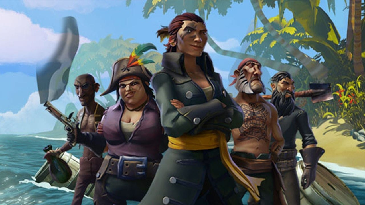sea of thieves videodiariopc - Nuovi driver Radeon Adrenalin 18.2.3 Beta per Sea of Thieves