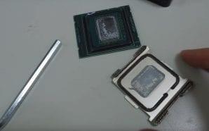 I processori Intel Skylake-X e Kabylake-X non saranno saldati