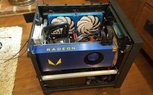 Radeon Vega Frontier Edition come una GTX 1080, unboxing e…