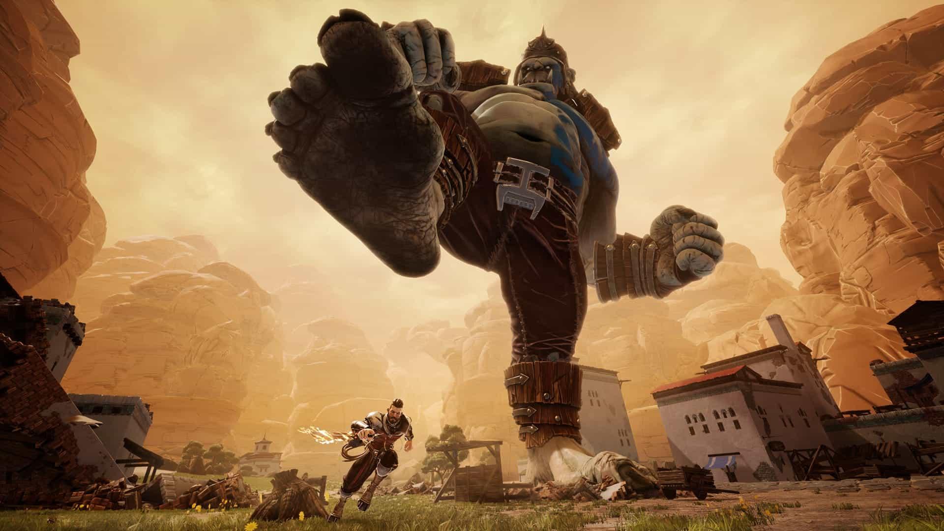 extinction gameplay 01 - Extinction: nuovo dettagli su storia, combattimento e gameplay