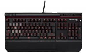HyperX presenta le tastiere Alloy FPS Pro e Alloy Elite