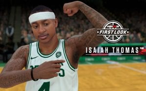 I primi screenshot ufficiali di NBA 2K18