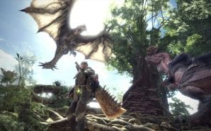 14 video mostrano le armi di Monster Hunter: World