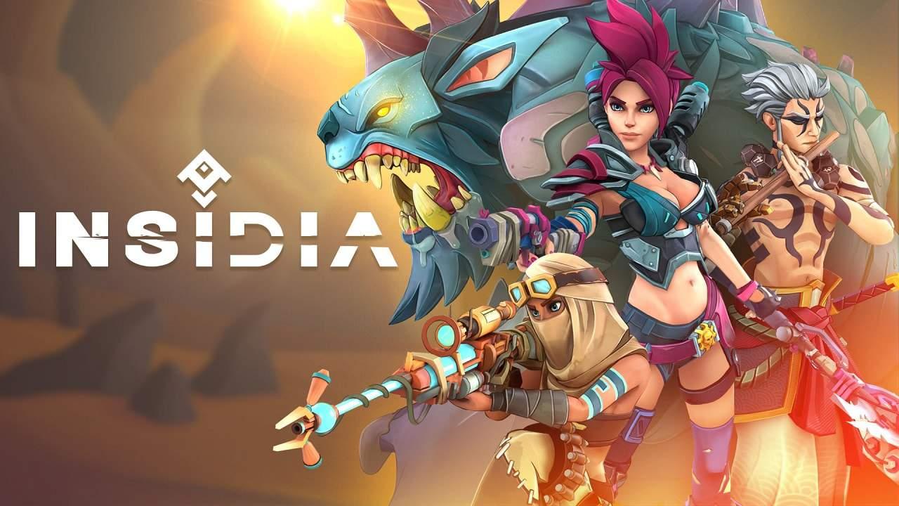 Insidia Artwork 1 - INSIDIA è finalmente disponibile
