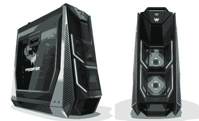 553159 acer predator orion 9000 696x424 - Acer Predator Orion 9000, i PC desktop con i9 Extreme e RX Vega