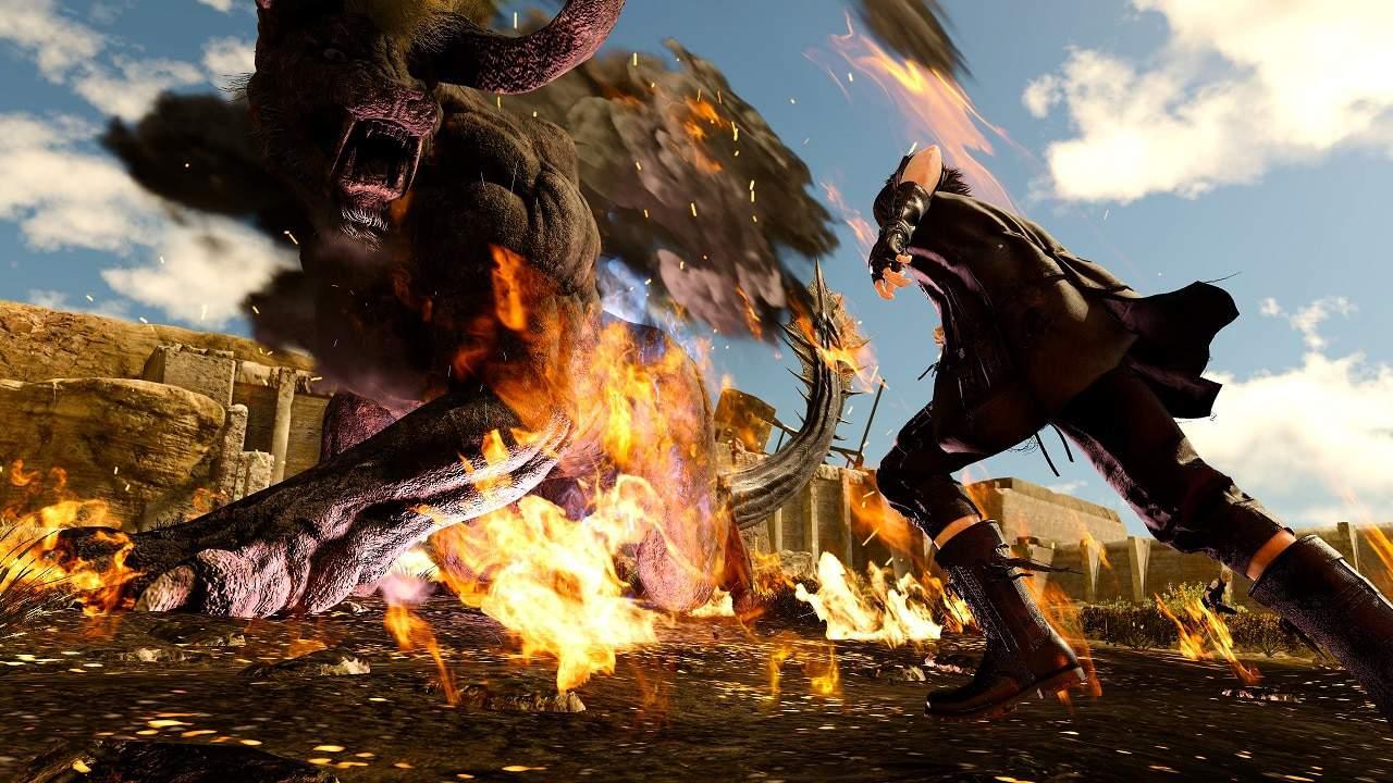 Final Fantasy XV 10 pc - Square Enix risolverà ogni problema riscontrato nel benchmark di Final Fantasy XV