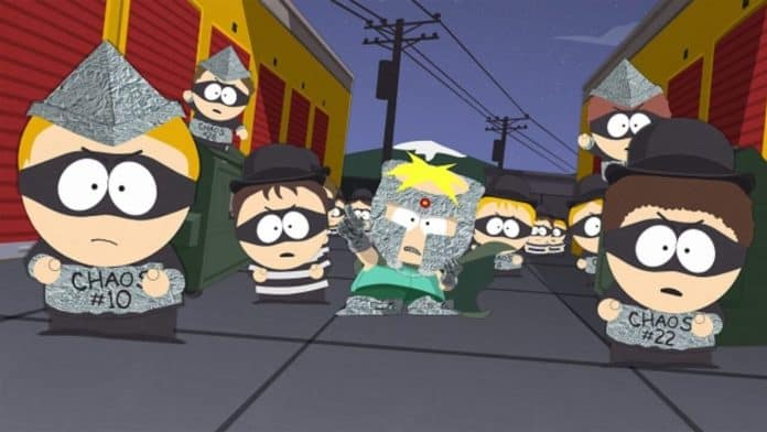 South Park: nel gioco, la difficoltà è correlata al colore della pelle
