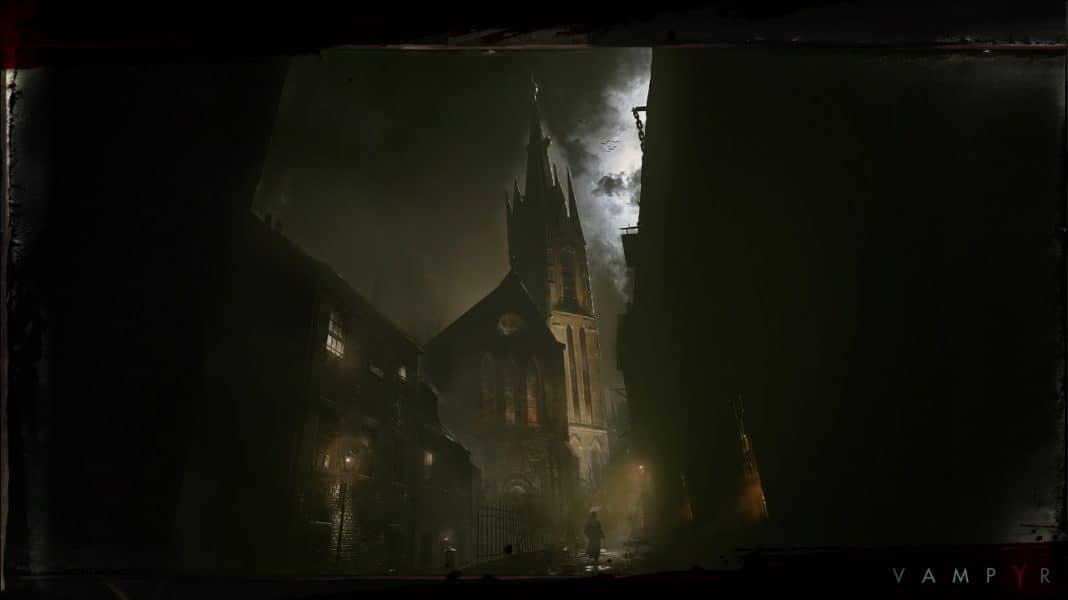 Vampyr rinviato a primavera 2018