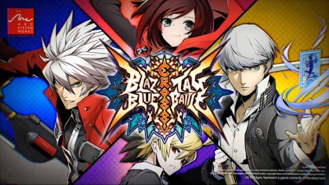 BlazBlue: Cross Tag Battle è in arrivo su Nintendo Switch