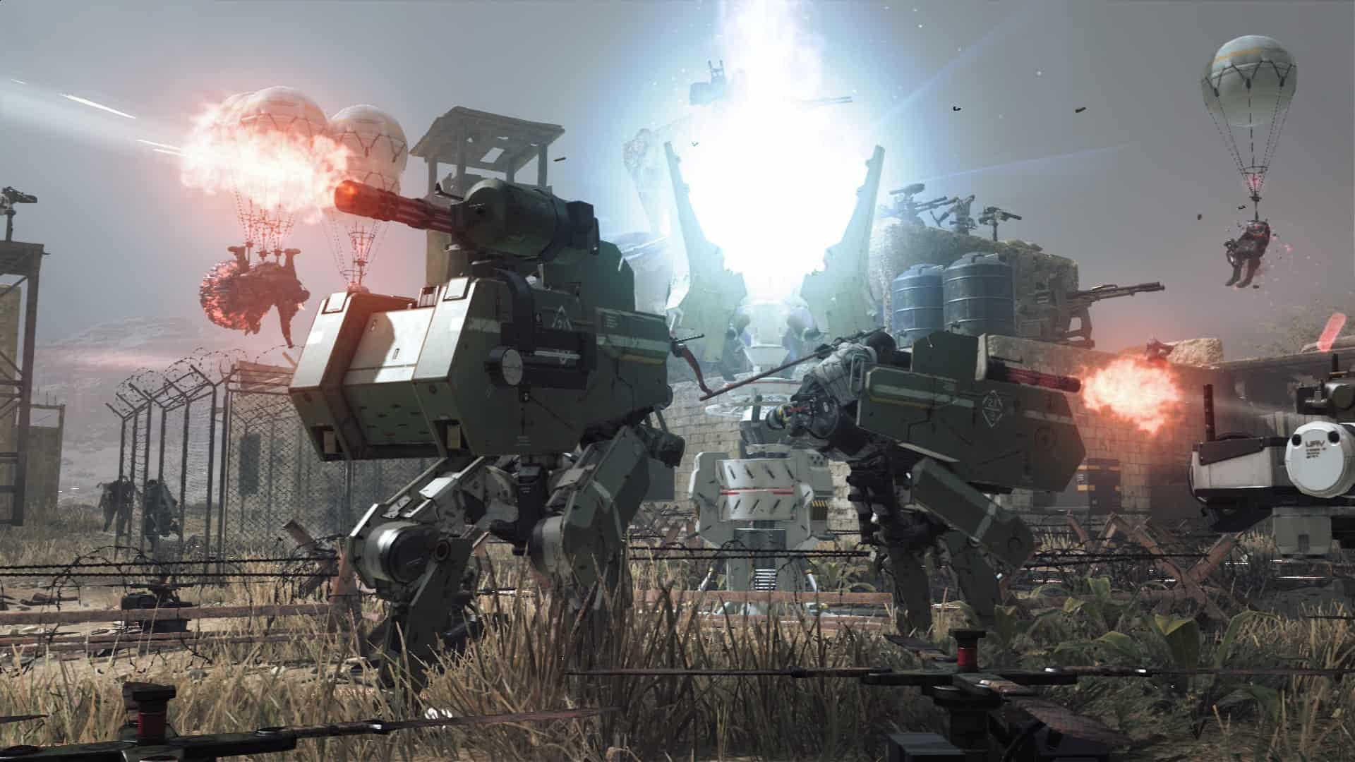 Metal Gear Survive data uscita - Parte la nuova beta di Metal Gear Survive