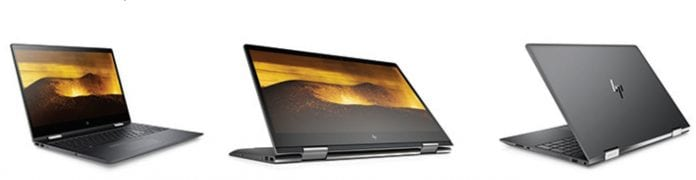 envy x360 696x180 - HP Envy x36: il primo notebook con Ryzen 5 2500U e Vega
