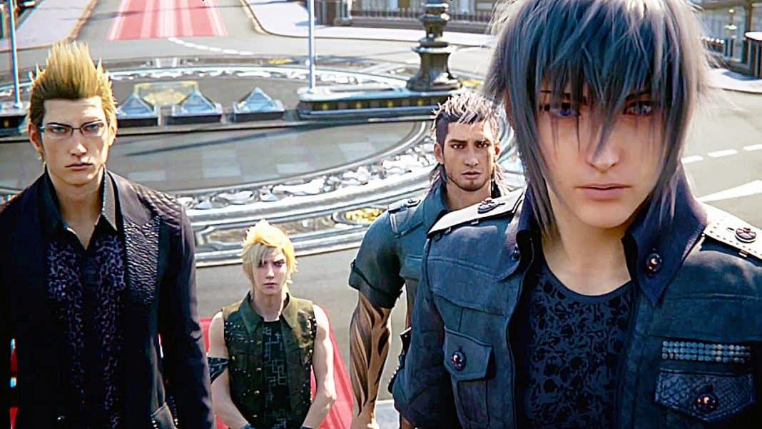 Final Fantasy XV, Hajime Tabata entusiasta delle possibilità di Xbox One X