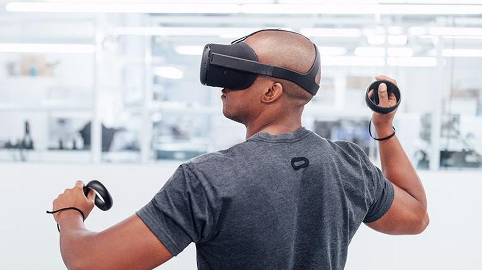 oculus rift - Oculus Rift supera HTC Vive, è il visore VR più polare su Steam