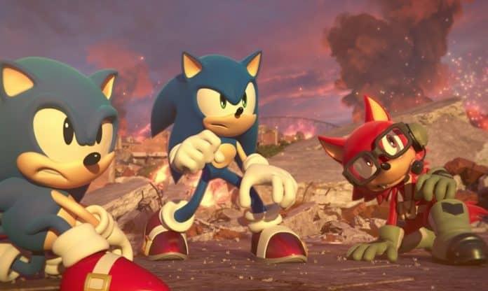 Sonic Forces è disponibile da oggi, ecco il trailer di lancio