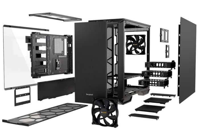 case Dark Base 700 2 696x464 - Be Quiet annuncia la disponibilità del nuovo case Dark Base 700