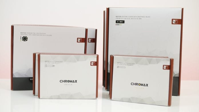 noctua nh d15 am4 chromax 13 696x392 - Noctua NH-D15 SE-AM4 & Kit Chromax - Recensione