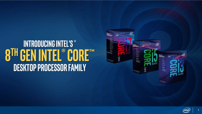 8th gen intel core overview 03 696x392 - Intel Core i5-8400 Recensione - Miglior CPU Coffee Lake per giocare?