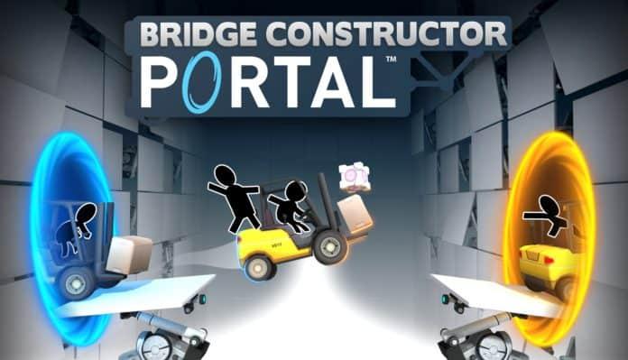Bridge Constructor Portal approda su iOS e macOS il 20 dicembre