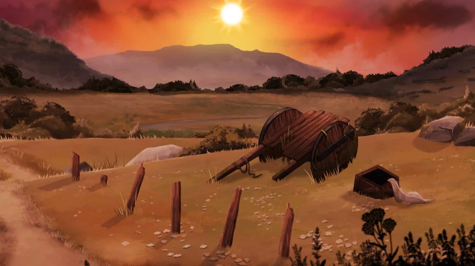 Dead In Vinland - Dead in Vinland uscirà il 12 Aprile
