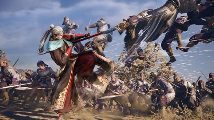 Dynasty Warriors 9 696x392 - DYNASTY WARRIORS 9 è disponibile oggi su Steam