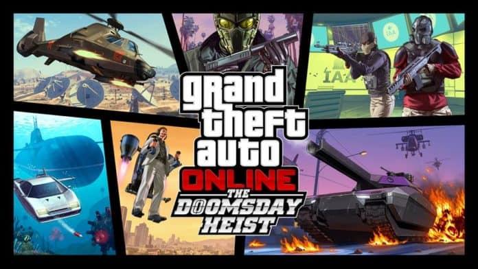 GTA Online: il DLC Il colpo dell'apocalisse arriva la prossima settimana