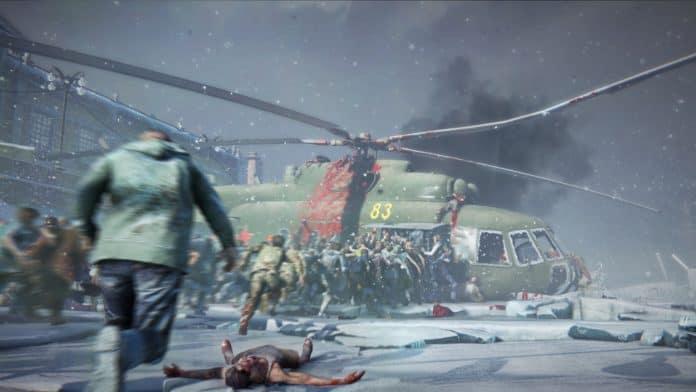 World War Z è stato annunciato durante i VGA 2017