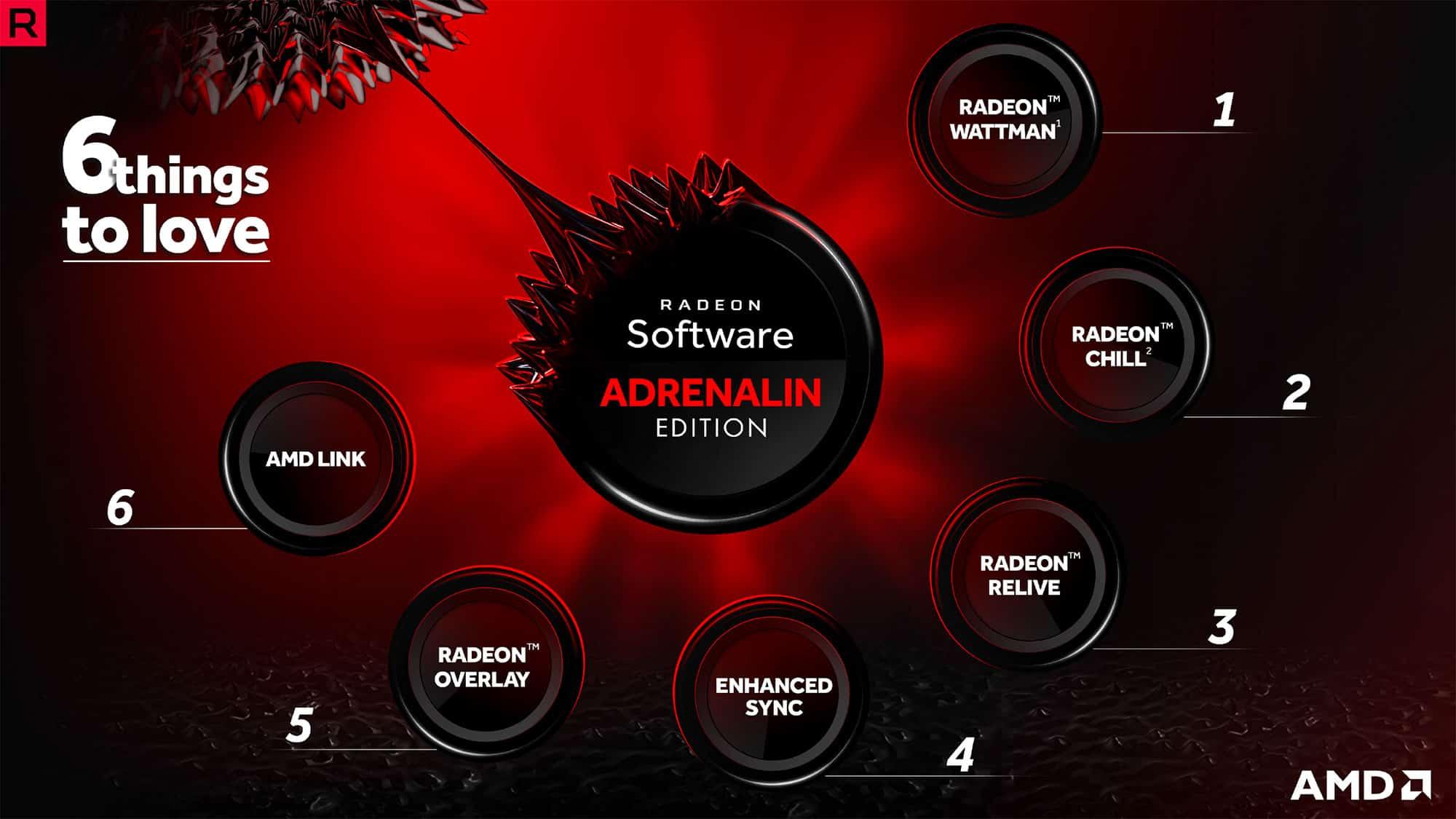 adrenalin radeon 1 - Radeon Adrenalin Edition 18.1.1 ALPHA per risolvere i problemi DX9