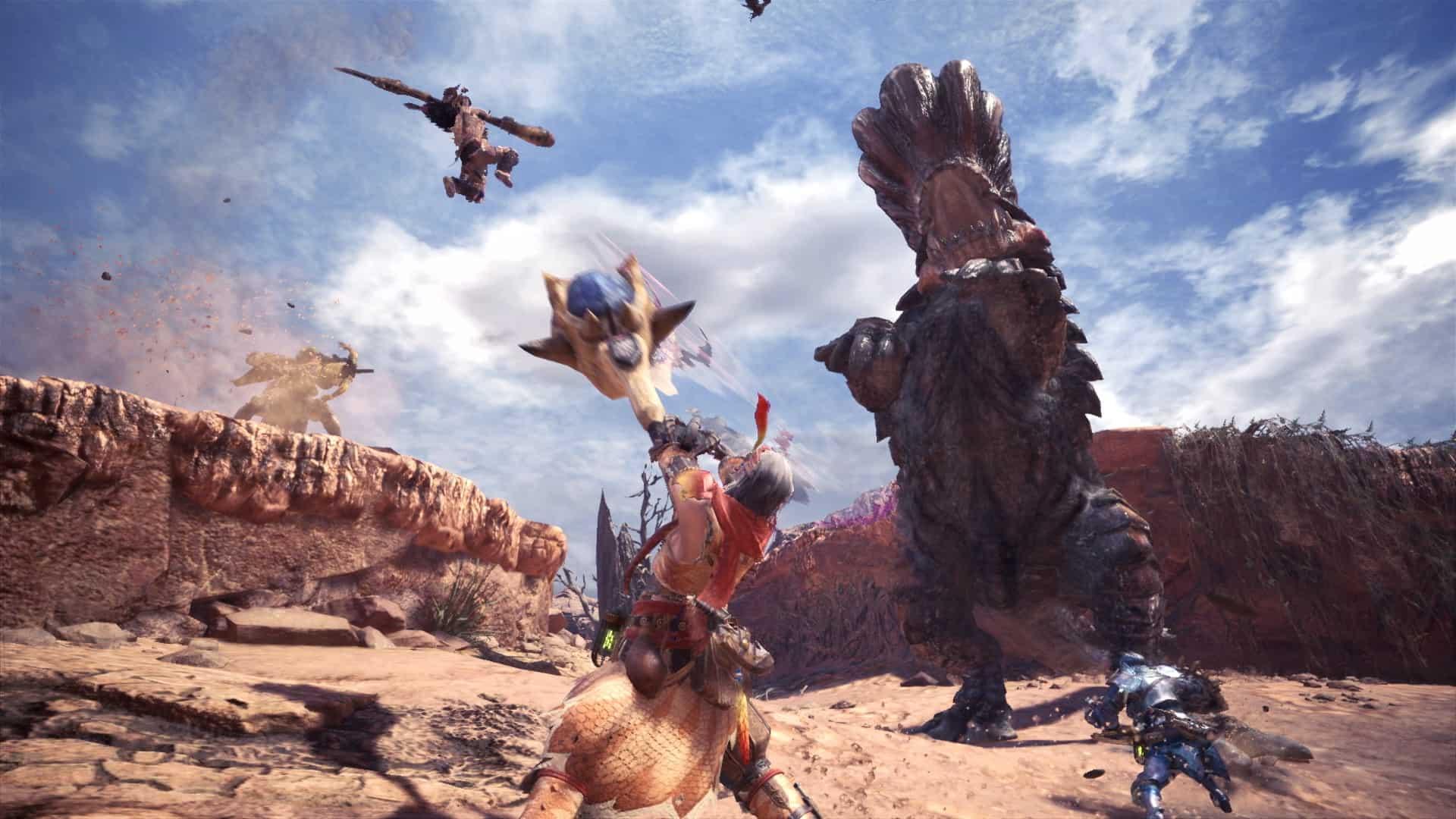monster hunter world 2 - Monster Hunter World: Rilasciate informazioni sulla terza beta per PS4