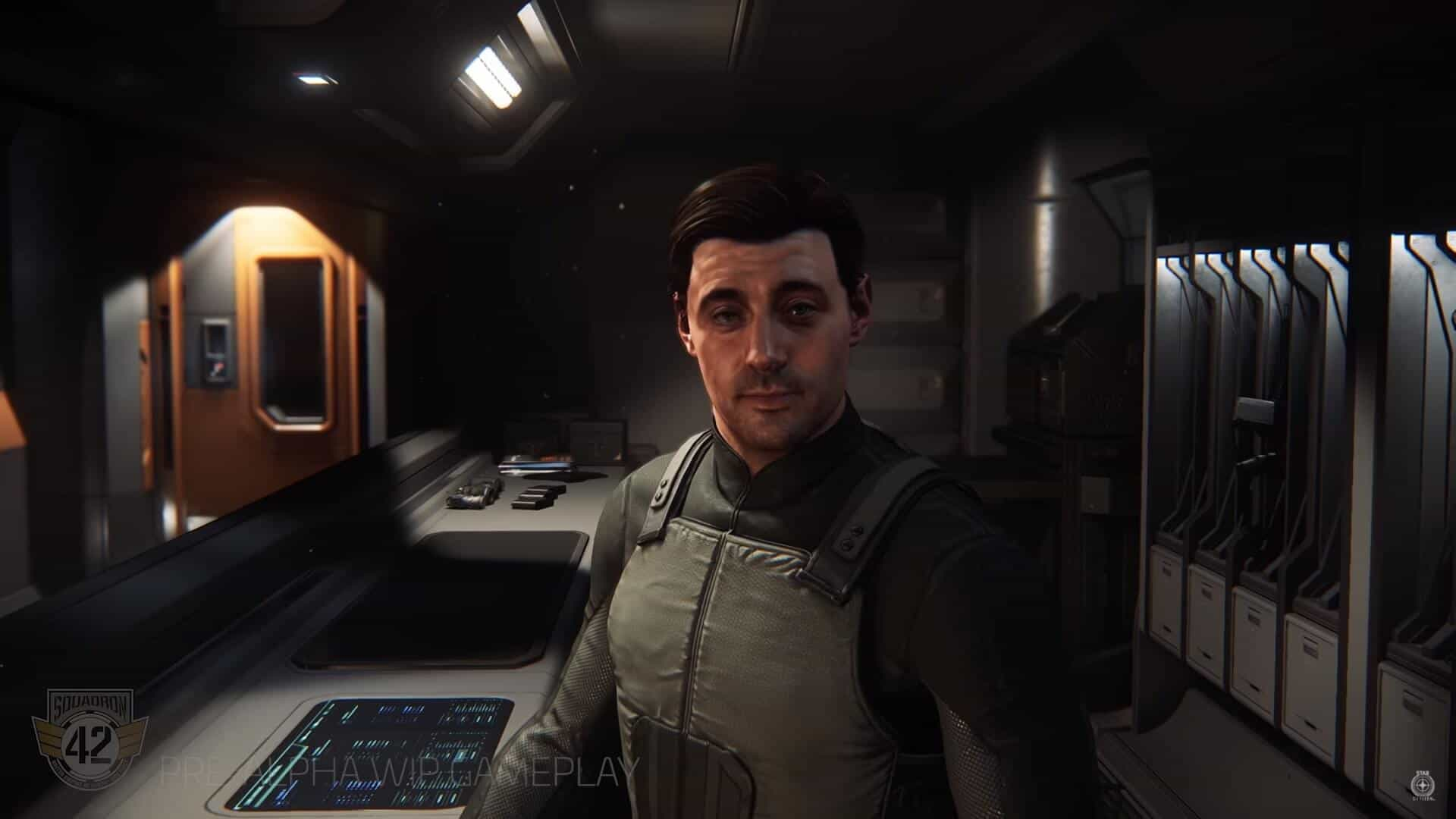 squadron 42 star citizen video ora - Pubblicato un video con un'ora di gameplay di Squadron 42